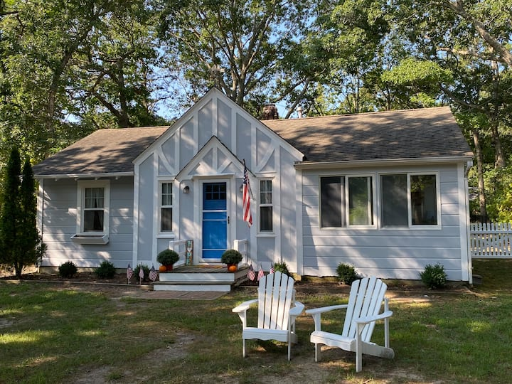 Cozy and Quaint North Fork Cottage