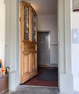 Main entrance door 1.09 m