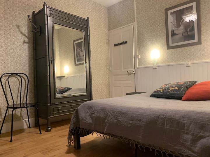 Appartement de charme pour 4 pers, 35m² classé 2*