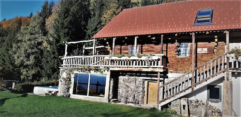 Chalets Toplak - main house