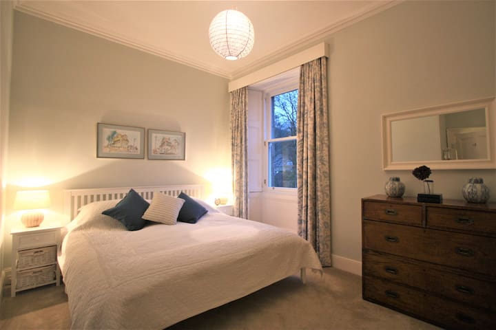 The third double room in the House