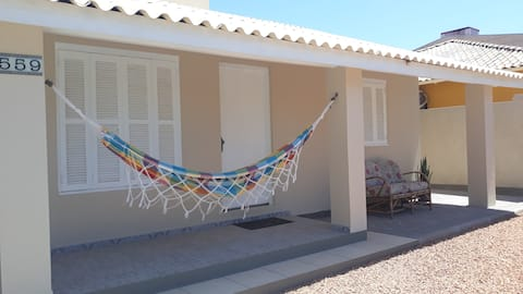 House with Excellent Privacy in Capao da Canoa.
