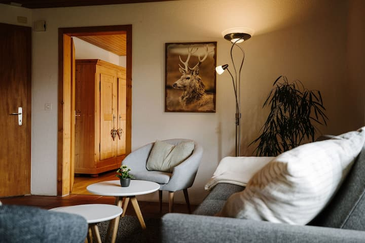 Apartment Chalet Alba Frutigen