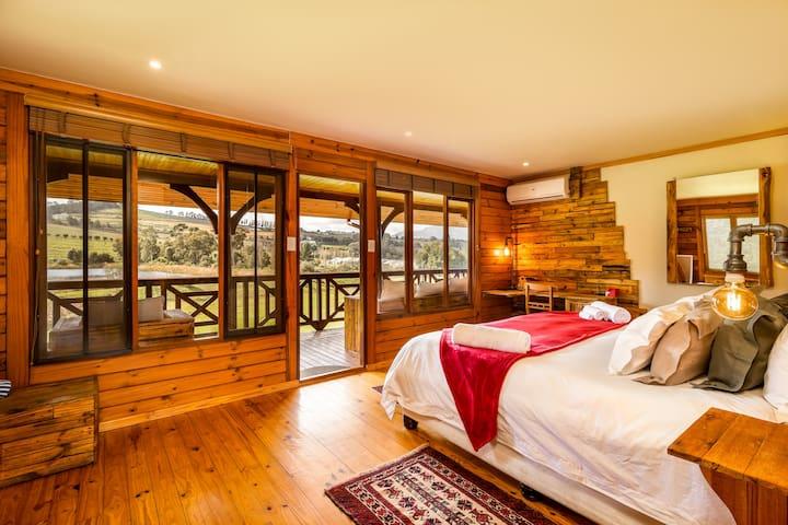 The Pallet Room @ The Log Cabin, Stellenbosch