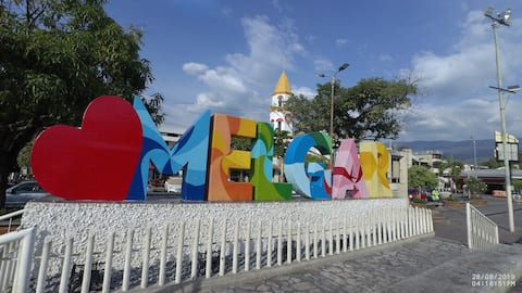 Melgar, Tolima - Apartaestudio en condominio