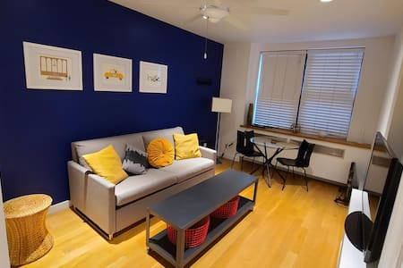Modern Studio with Private Entry -Heart of Chelsea