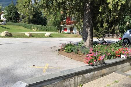 Parking de la résidence gratuit