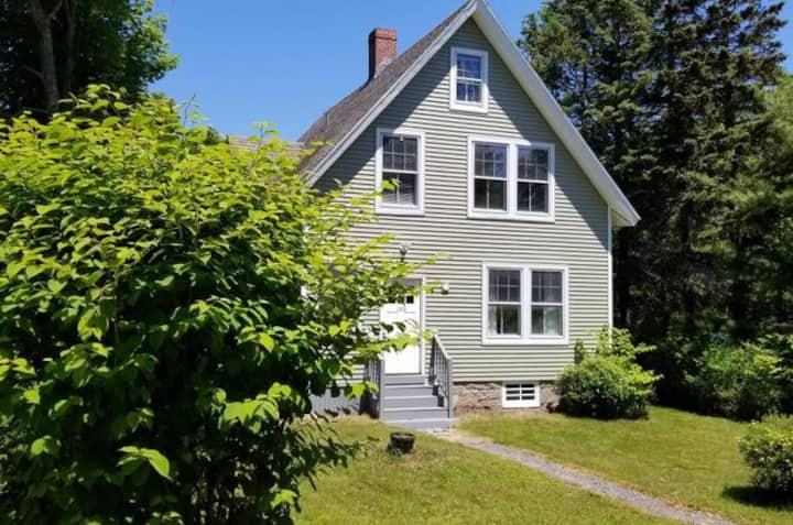 Historic Cottage in Northeast Harbor