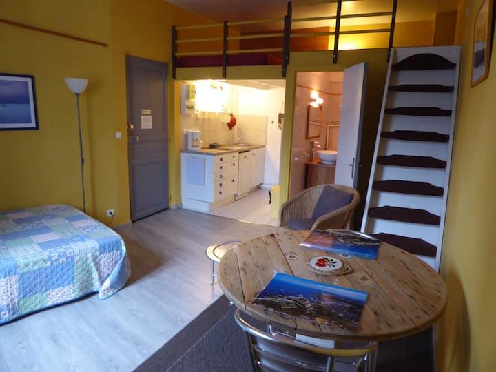 Les logis du port, appartement Soleil.