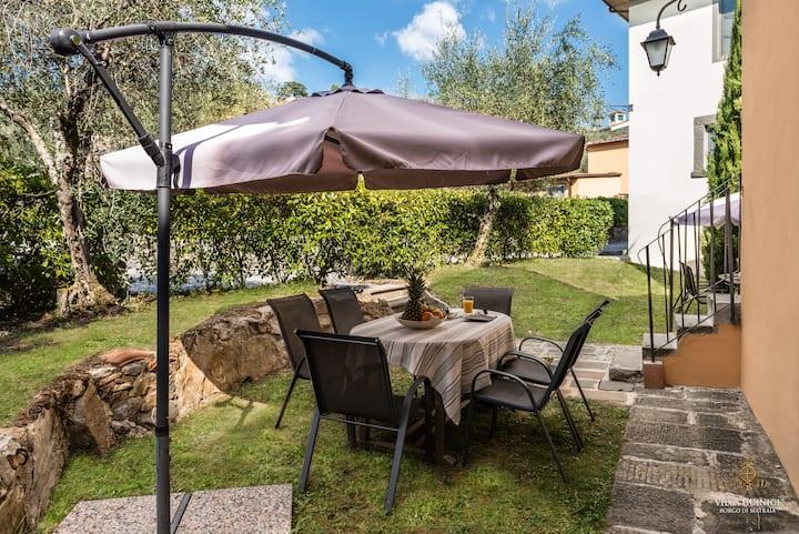 Villa Guinigi Lucca- Experience an emotion in flat