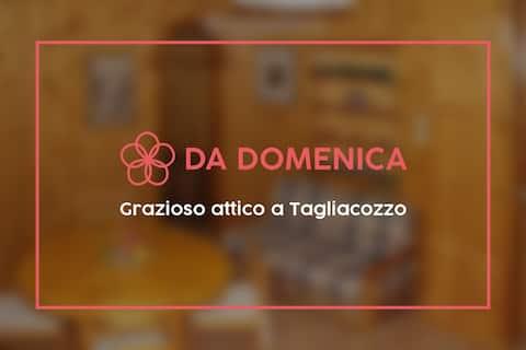 DA DOMENICA | Grazioso attico a Tagliacozzo