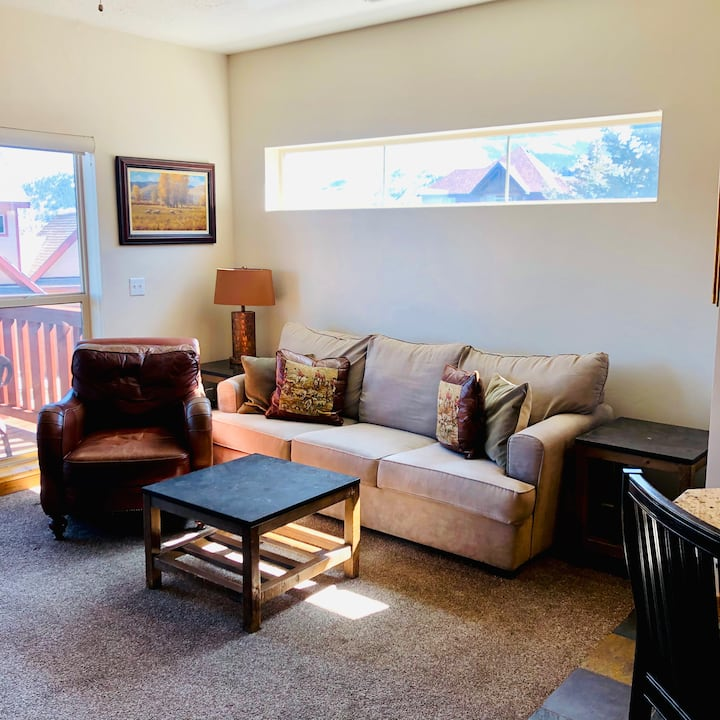 Park City- Bear Hollow condo- Book for April-July