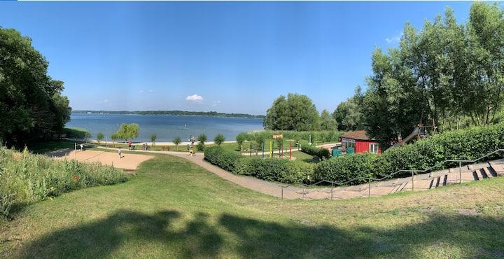 FerienHaus zur SONNE am Plauer See in Zislow, MV