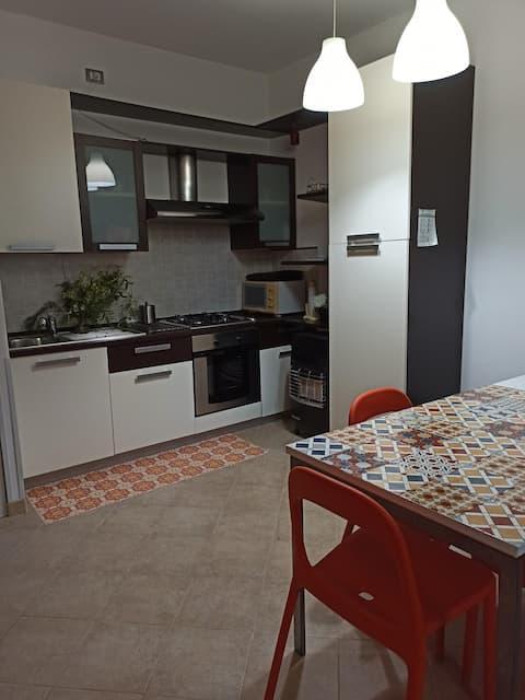 Apartment in residence in Castellaneta Marina