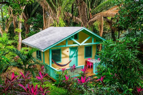 Puerta Azul | Garden Bungalow with Kitchenette