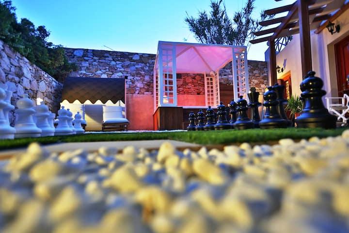 Ventoura Τρικλινο Studio δίπλα στη Παραλία Γαλησσά
