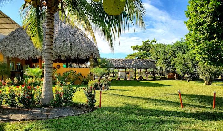 Ranchito Vacation Home Near Monterrico Guatemala.