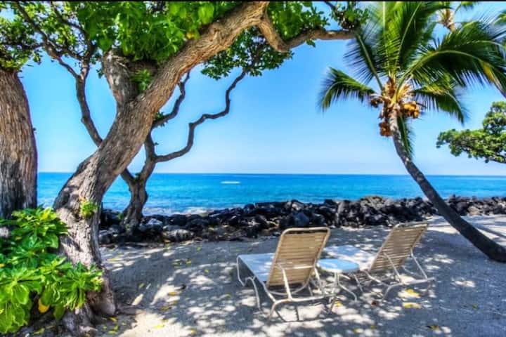 Kona Isle Unit C3, Ocean Front Paradise