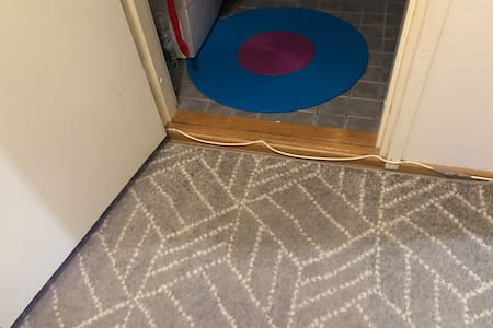 Pääsy kylpyhuone - Ove leveys 80 cm