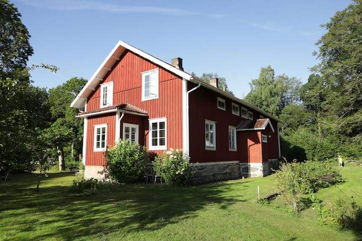 The old school in Småland