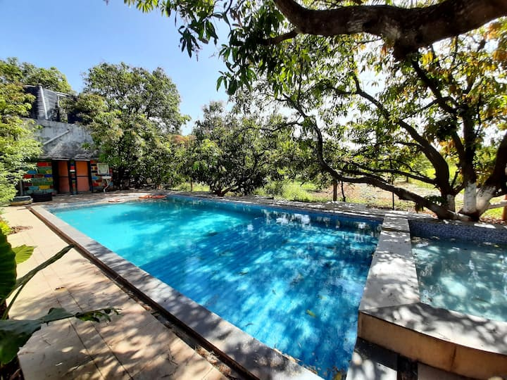 Stay in lap of nature, Cottages in Sasan Gir
