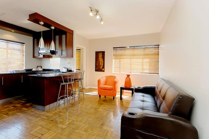 Stay in more than a room-10onCAPE Self Catering