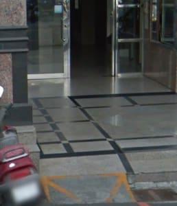 入口均有無障礙設施、出電梯後也全時平坦的入口