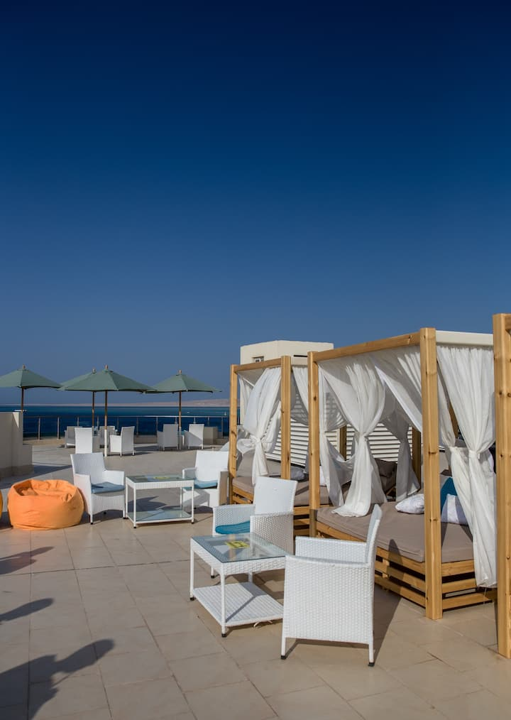 Double Room with Balcony and Sea view 316