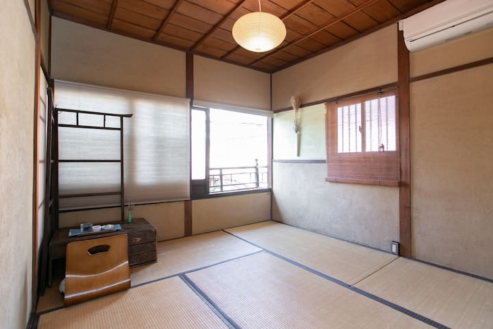 【90 years old Japanese house】2F Single room