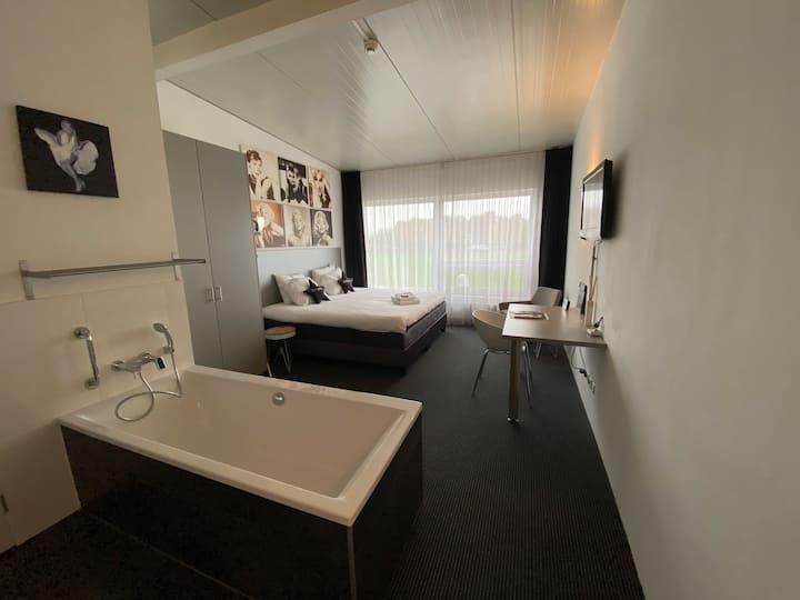 Ruime & luxe gezinsaccommodatie voor 24 personen