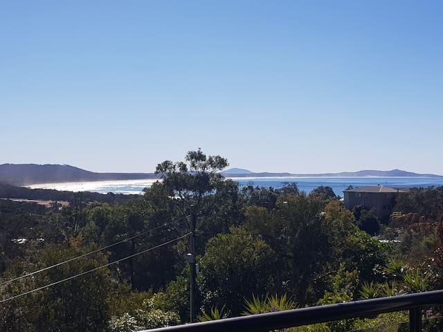 The Deck..Stunning Views of the Ocean & Hinterland