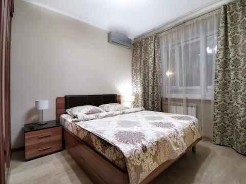 Cozy two bedroom apartment on Narodny Boulevard