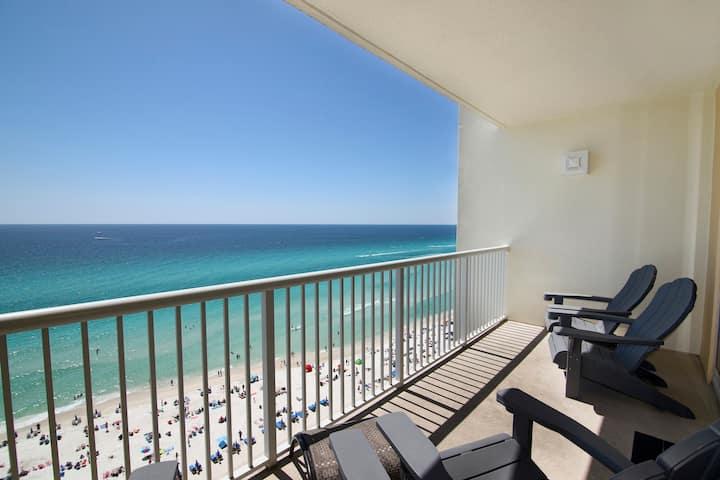 Dreamy Beachfront Paradise Stunning View 1309 ♥
