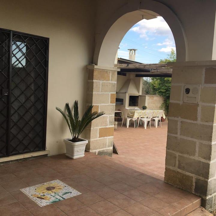 Casa Nino - villa between the olive groves!