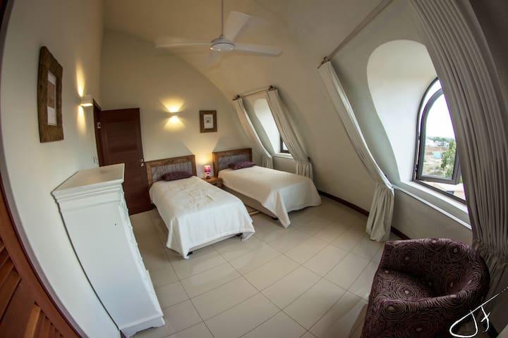 Chambre 2 - à l'étage