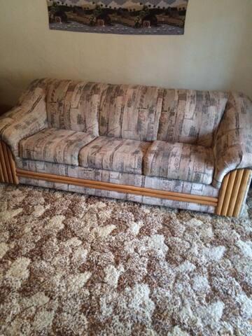 Comfortable Queen Sleeper Sofa