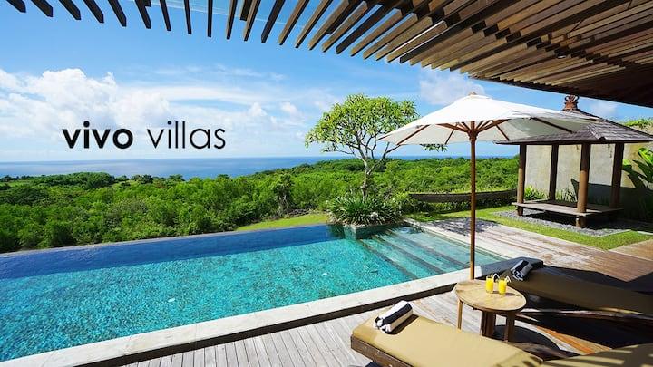 Honeymoon Ocean View Villa with Private Pool