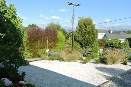 Ante jardín - Entrada a la casa