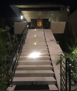Welcome to The Puncak... à stairway to heaven !