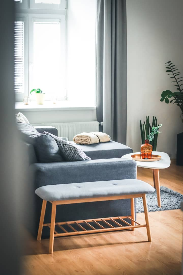 Apartment in city centre