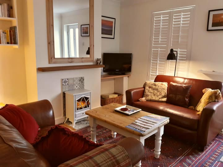 Owl Cottage: a cosy house in Cowes Old Town