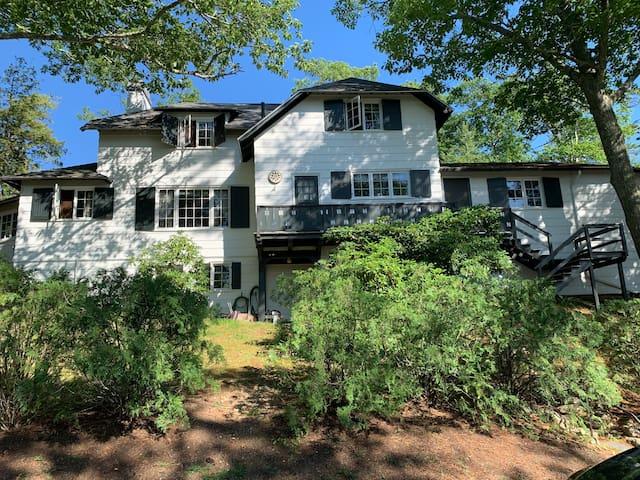 Pausa Lekua- a lovely Maine Cottage