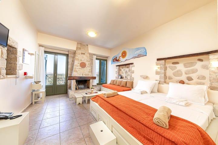 Dalabelos Estate Superior Studio Cottage (Anatoli)