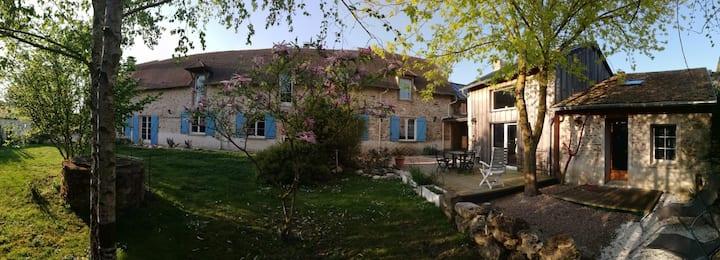 Studio 40m2 proche Giverny