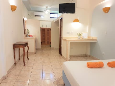 Calala Apartment 3 located in a safe part of town.