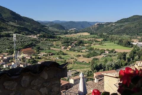 Smeraldo House Village and Castle - SPA river view