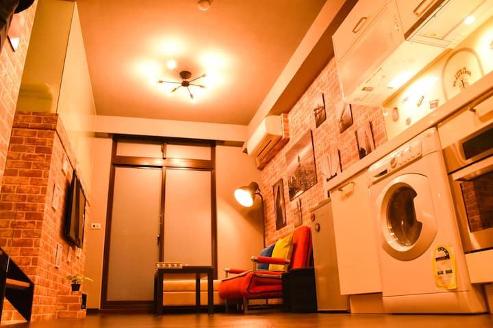 WowLoft@Ximending#5 BrandNew MRT LOFT House(1~7)