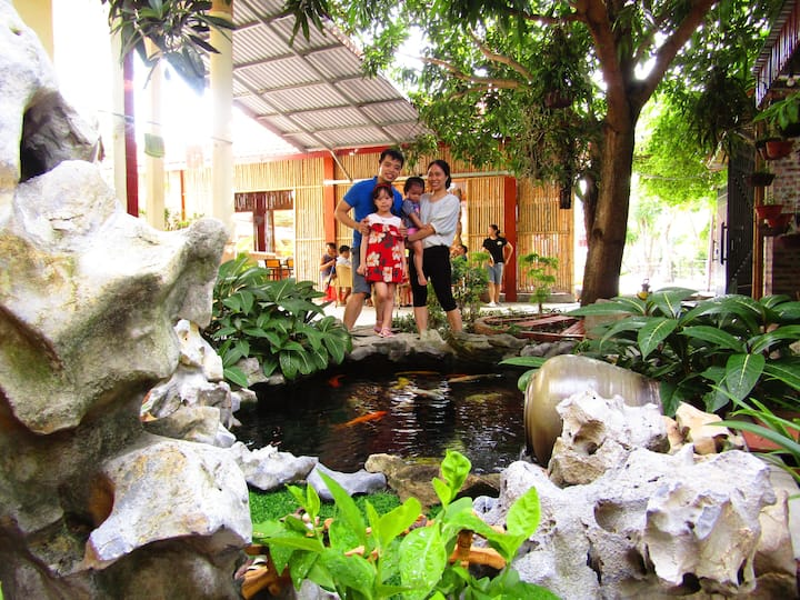 Ninh Binh Mountain Side Homestay - Mountain View
