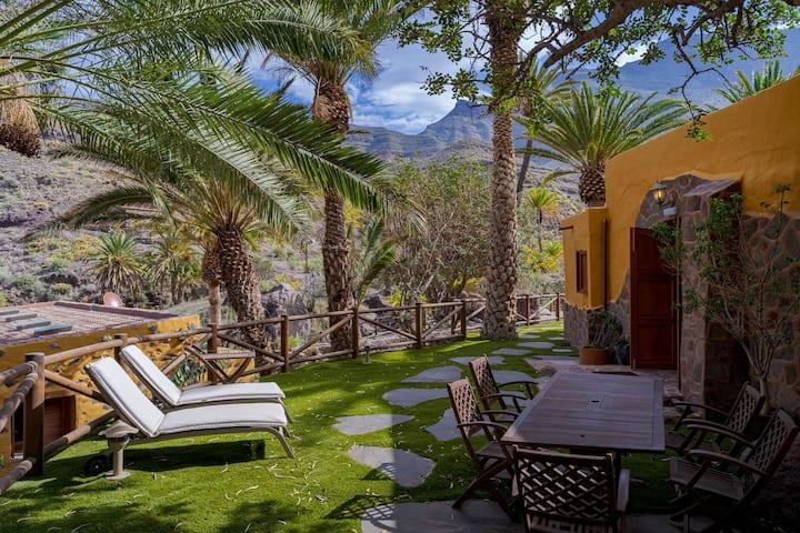 Villa idyllique dans un endroit privilégié