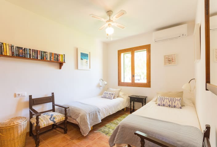 2 bedroom with AC